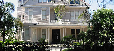 New Orleans babymoon
