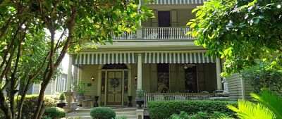 Mississippi Devereaux Shields House