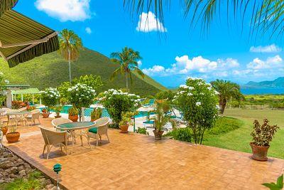 Caribbean Mount Nevis babymoon