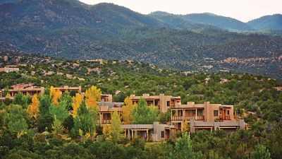Babymoon in New Mexico at Four Seasons