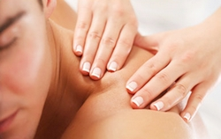 Prenatal massage at North Carolina Synergy Spa