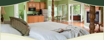Luxury Oklahoma cottages for a babymoon break