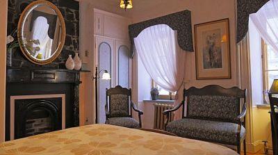 Quebec Cap Diamant Hotel
