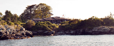 Rhode Island Castle Hill Inn