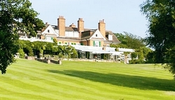 Babymoon in Hampshire at Chewton Glen Hotel & Spa
