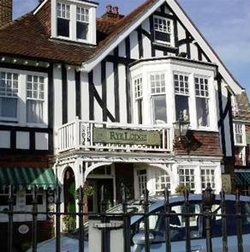 Babymoon in East Sussex at the Rye Lodge Hotel