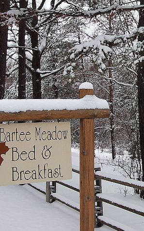 Babymoon At Bartee Meadow Arkansas
