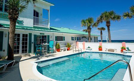Island Cottage Oceanfront Florida