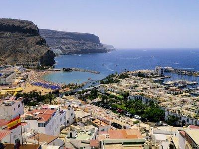 Babymoon en la isla de Gran Canaria