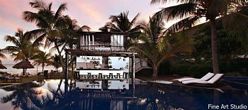 Complimentary Mexican vacation package