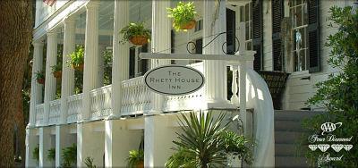 South Carolina Rhett House Inn