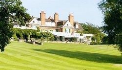 Babymoon in Hampshire at Chewton Glen Hotel & Spa
