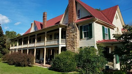 Virginia The Hummingbird Inn