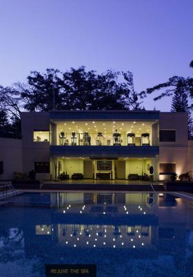 Rejuve Spa in the Grand Ashok Hotel