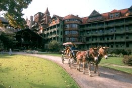 babymoon at Mohonk Mountain House