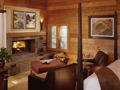 Ventana Inn & Spa Cottage House